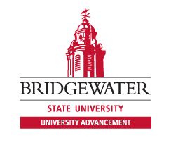 Logo for Bridgewater State University's University Advancement division