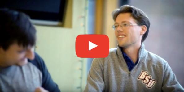 Video of Leonard Sprague '16 pursuing his dreams.